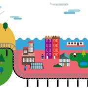Cidades chilenas foram selecionadas para participar do Programa IUC-LAC
