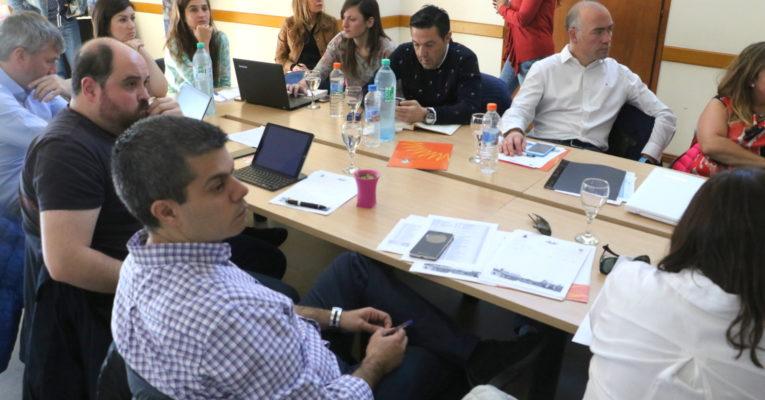 Río Grande (Argentina) y Albacete (España) trabajan la energía renovable y apoyo a emprendedores