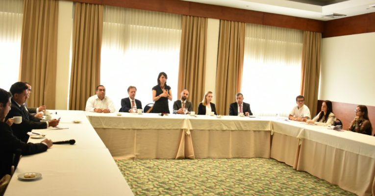 Ibagué and Graz held their first bilateral meeting in Colombia