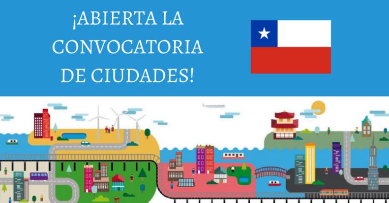 Abierta la Convocatoria a Ciudades chilenas a participar de la cooperación entre ciudades