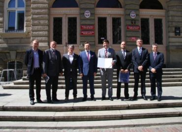 CIOESTE visits Bielsko Biala for first meeting at regional level