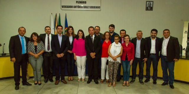 Araripina recibe delegación de Santo Tirso, su socia europea en el programa IUC