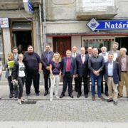 Viana do Castelo recebe delegação de São Leopoldo para reforçar cooperação internacional