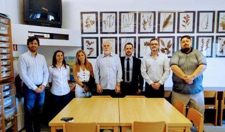 Educação Ambiental e Projeto Barco Escola são os destaques da visita de São Leopoldo a Viana do Castelo