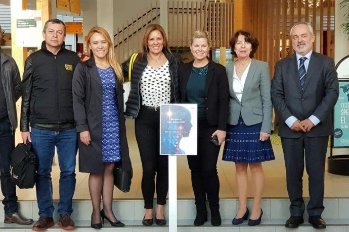 La RAPE viaja a Suecia para el primer encuentro de la misión de cooperación entre regiones