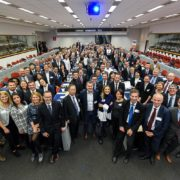 Cidades do Programa IUC do mundo inteiro reúnem-se em Bruxelas