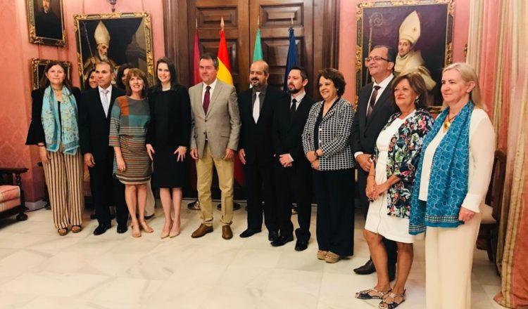 Municipio de Vitória conoce las prácticas de gestión de la ciudad española de Sevilla