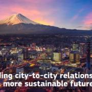 Construindo relações cidade a cidade para um futuro mais sustentável
