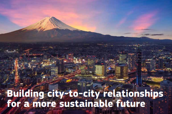 Construyendo relaciones ciudad a ciudad para un futuro más sostenible