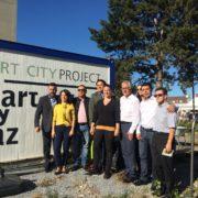 As cidades colombianas de Ibagué e Piedras visitaram Graz na Áustria