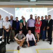 Las delegaciones de Pereira (Colombia) y Porto (Portugal) vuelven a encontrarse para trabajar por la mejora de sus ciudades