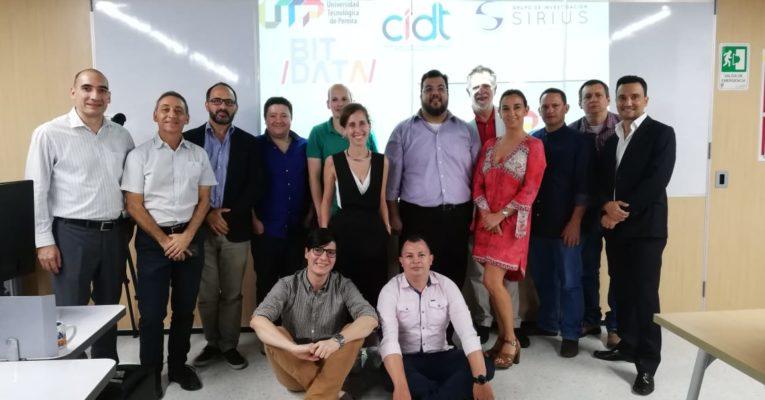 As delegações de Pereira (Colômbia) e Porto (Portugal) se reencontram para trabalhar pela melhoria de suas cidades
