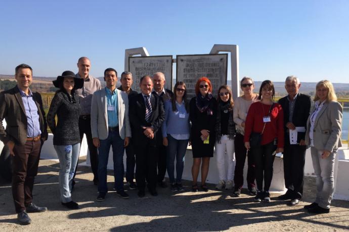 Delegación del Valle de Aburrá (Colombia) viajó a Rumanía en el marco del programa de cooperación IUC de la Unión Europea