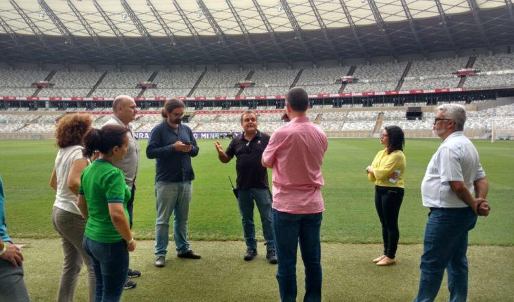 Belo Horizonte y portugueses de Almada inician el proyecto de cooperación urbana