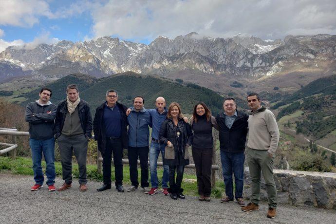 Delegación de Chihuahua visitó Cantabria (España) para conocer más sobre turismo biomédico, industria 4.0 y agro