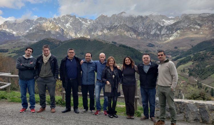 Delegação do estado mexicano de Chihuahua visita Cantábria (Espanha) para aprender mais sobre turismo biomédico, indústria 4.0 e agro