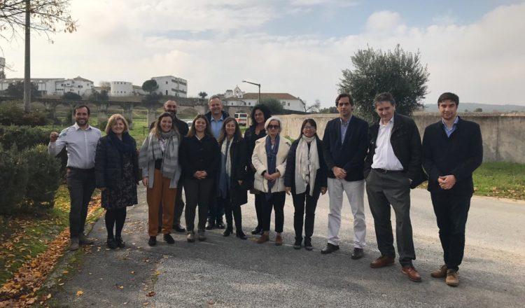 Uma delegação de Salta viaja para a região portuguesa do Alentejo para cooperar em projetos de inovação e desenvolvimento sustentável