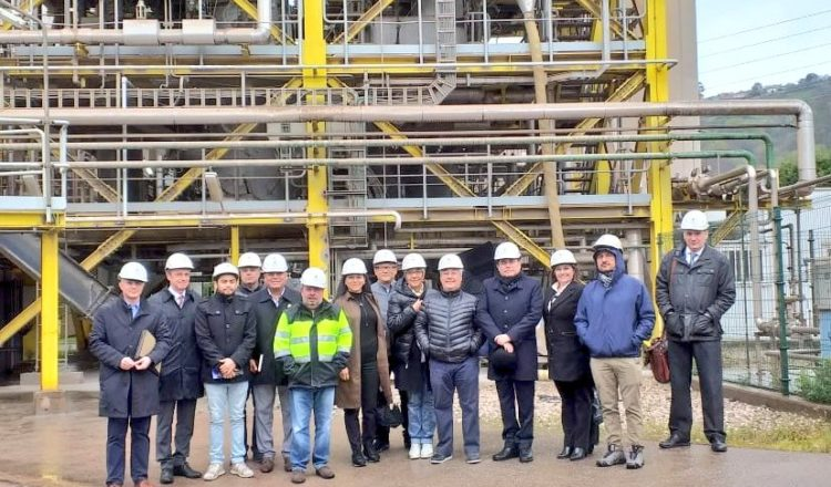 Delegação de Tarapacá completa visita a Astúrias para intercâmbio de melhores práticas e alcance de territórios mais sustentáveis