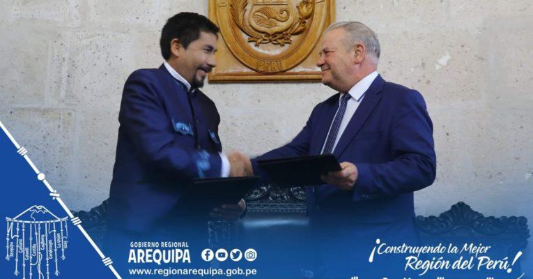Polônia e Peru trocam conhecimento e experiências para promover o desenvolvimento de novas tecnologias em agroindústria, metalurgia e comércio sustentável na região de Arequipa