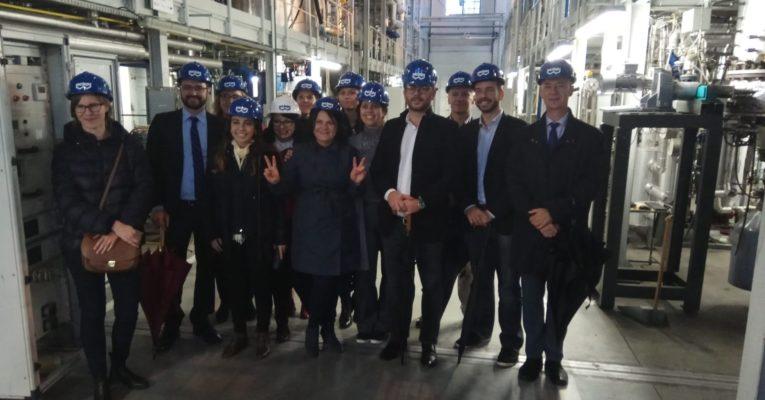 Representantes da Silésia recebem a delegação brasileira de Minas Gerais