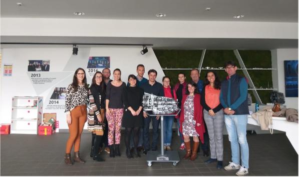 Benedito Novo (Brasil) devuelve la visita a Alba Iulia (Rumanía) y profundizan en su proyecto de desarrollo urbano sostenible