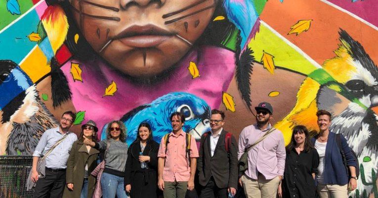 Una delegación de Cali y Medellín visitó la ciudad irlandesa de Belfast para conocer estrategias eficientes de reconstrucción y desarrollo en periodo de posconflicto