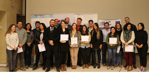 Termina o workshop da União Europeia que apoiou 10 municípios chilenos na gestão mais sustentável de seus territórios