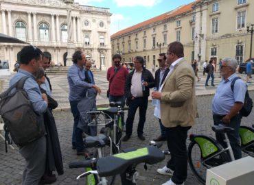 Representantes dan preferencia de Belo Horizonte a Portugal para cumplir con soluciones de planificación de la ciudad y la sostenibilidad de la ciudad de Almada