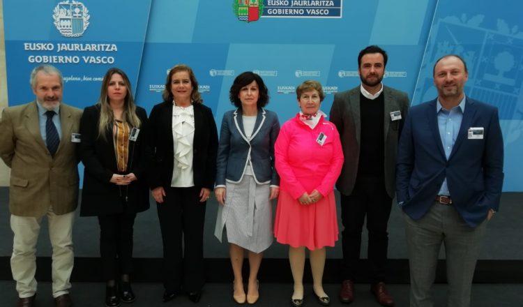Delegação regional de Bio Bio retorna ao Chile após visita ao país basco para o intercâmbio de inovação, tecnologia e indústria 4.0 no âmbito do programa da União Europeia