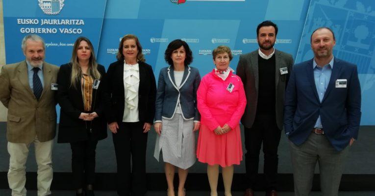 Regresa a Chile delegación de Bio Bio de visita al País Vasco para intercambio de innovación y tecnología e industria 4.0 en el marco de programa de la Unión Europea