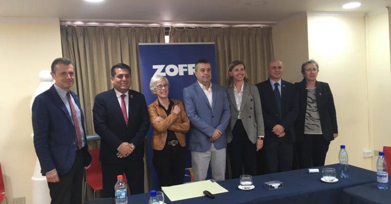 A Delegação espanhola de Asturias visitou Tarapacá para trocar conhecimentos sobre tecnologia, economia circular e energias renováveis no âmbito do programa da União Europeia