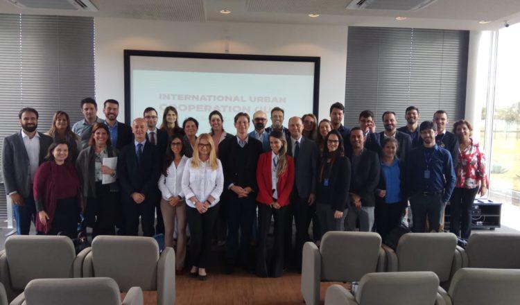 El gobierno de Minas Gerais recibe la delegación de Polonia para definir proyectos de cooperación urbana entre las regiones