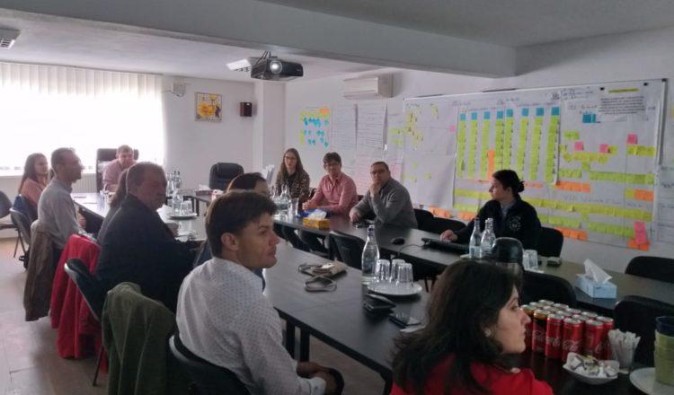 Benedito Novo e Alba Iulia seguem trabalhando após suas participações nas missões internacionais do programa IUC-LAC