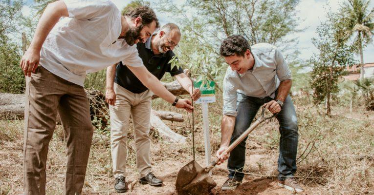 Araripina y Santo Tirso promueven la cooperación internacional para la implementación de un museo de esculturas al aire libre en Pernambuco