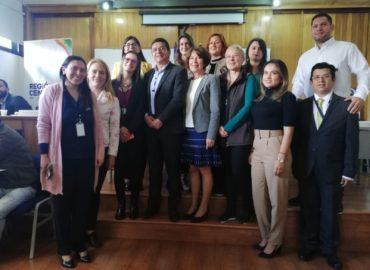 Delegação sueca e a Região Central da Colômbia trabalharam em proposta de colaboração de processos agroalimentares sustentáveis