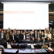 Altos representantes de 40 regiones de América Latina y Europa presentaron en Bruselas los resultados de su cooperación en el marco del programa IUC