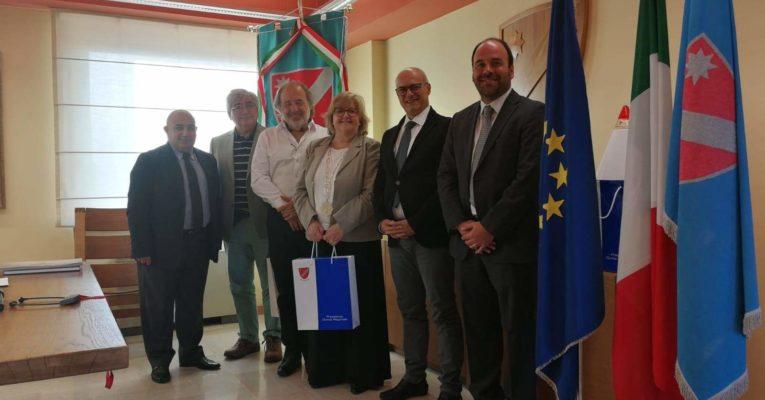 Delegación de O'Higgins visita Italia para intercambio de iniciativas sustentables en el marco de programa de la Unión Europea