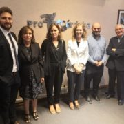Delegação de Córdoba (Argentina) recebe visita de Castilla y León (España) para trabalhar temas de interesse comum como setor automotivo, agricultura, saúde e turismo