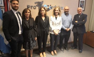 Delegação de Córdoba (Argentina) recebe visita de Castilla y León (Espanha) para trabalhar temas de interesse comum como setor automotivo, agricultura, saúde e turismo