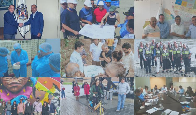 Tras los excelentes resultados cosechados el año pasado, IUC comienza 2020 prometiendo dejar un legado importante en desarrollo sostenible para Latinoamérica y Caribe