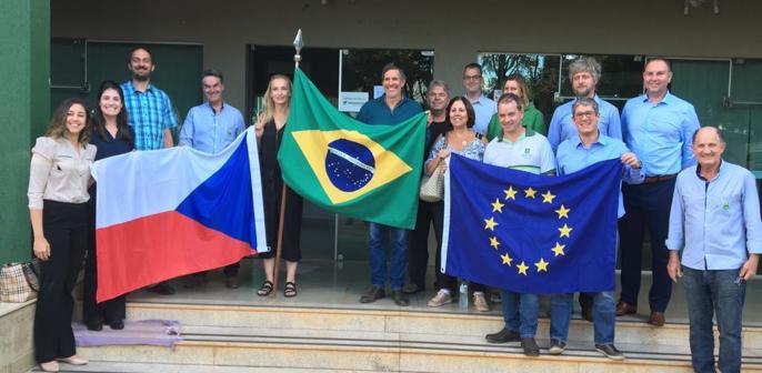 DF receives representatives of South Bohemia to advance the European Program for Sustainable Urban Development