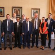 La ciudad de Trujillo recibió la visita de una delegación de Pitesti (Rumanía) para trabajar por la mejora de la ciudad