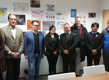 Una delegación de Arequipa visitó la ciudad de Granada (España) para conocer sobre la gestión de su centro histórico y de sus sistemas de aguas