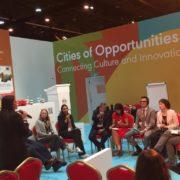Cidades latino-americanas do Programa Internacional de Cooperação Urbana apresentaram seus resultados no X Fórum Urbano Mundial, realizado em Abu Dhabi