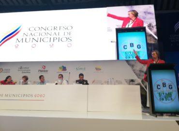 O Pacto Global de Prefeitos pelo Clima e a Energia é destaque em Congresso Nacional de Municípios na Colômbia