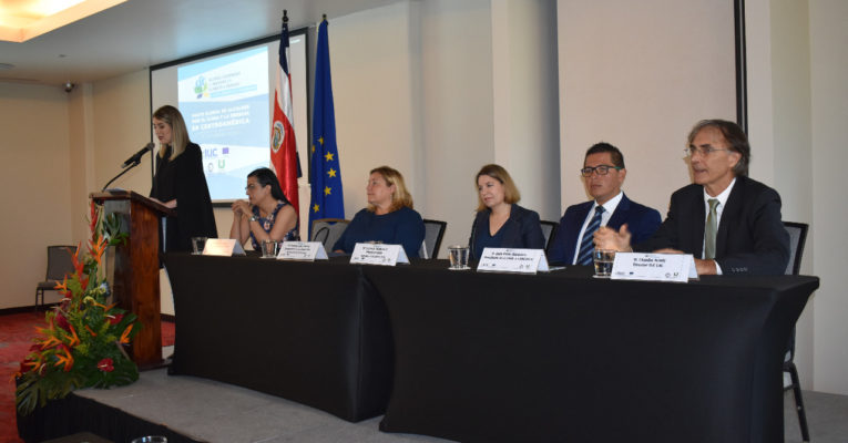 The Global Covenant of Mayors of Central America is launched in Costa Rica, with the aim of supporting local governments to respond to climate threats