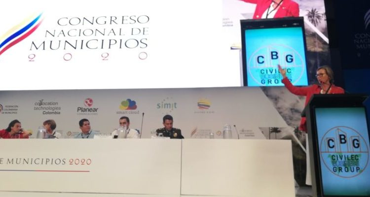 The Global Covenant of Mayors for Climate and Energy is highlighted in the National Congress of Municipalities in Colombia