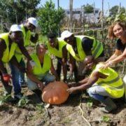 El diálogo entre las ciudades del IUC LAC Velletri-Roma y Barranquilla resulta en un plan de cooperación para la agricultura urbana.