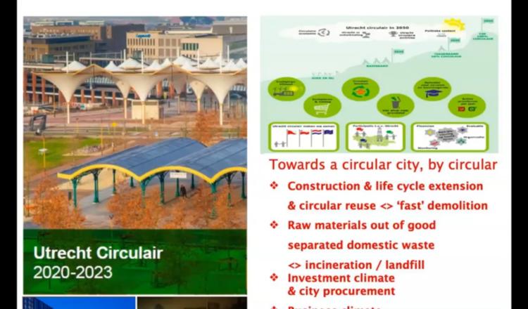 Recuperación económica verde e inteligente: ¿Qué podrían enseñar las ciudades de la comunidad IUC-LAC?