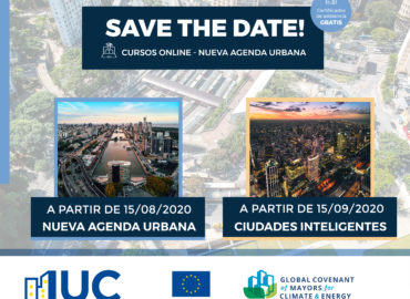 IUC-LAC offers free courses on New Urban Agenda and Smart Cities